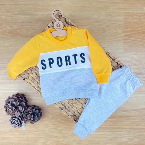 Sports İkili Takım - Sarı