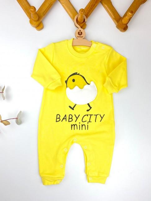 Baby City Tulum - Sarı